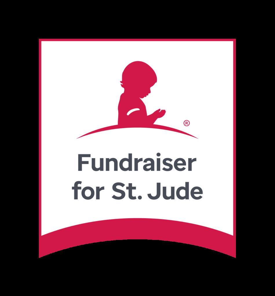 Fundraiser for St. Jude's Logo