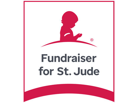Fundraiser for St. Jude Logo